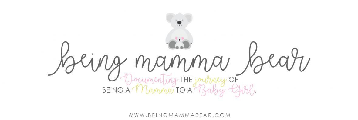 Being Mamma Bear