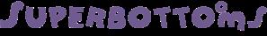 superbottoms logo