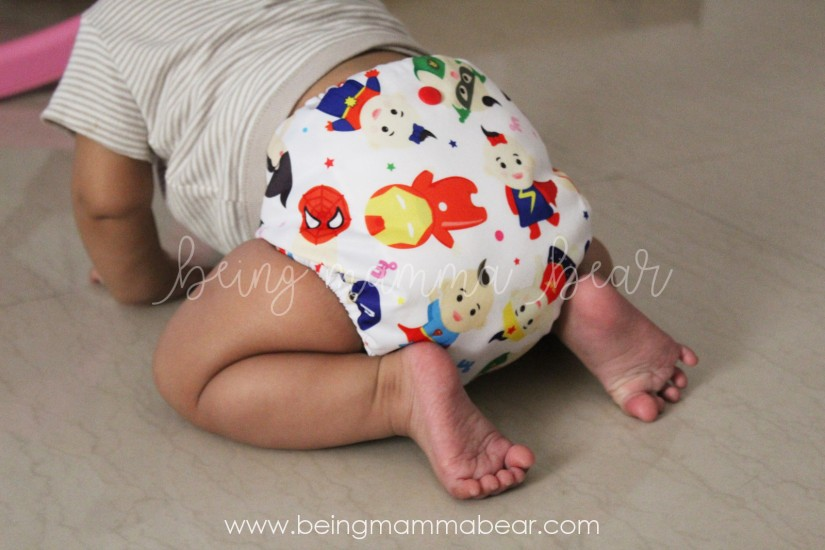 8 Reasons to Switch to Cloth Diapers Being Mamma Bear Superbottoms World Environment Day 1