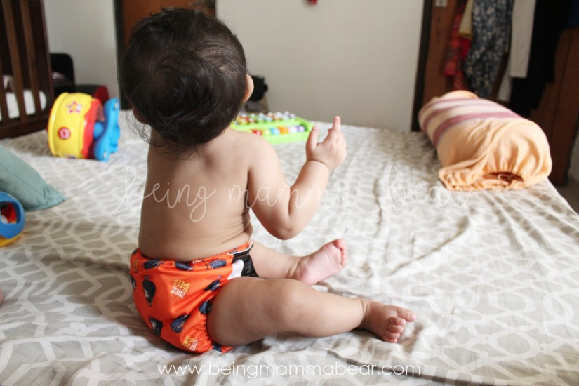 8 Reasons to Switch to Cloth Diapers Being Mamma Bear Superbottoms World Environment Day 5