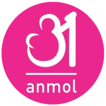 Anmol Logo Circle