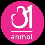 Anmol Logo Circle