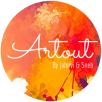 Art Out Logo Circle