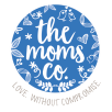 The Moms Co Circle Logo