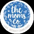 The Moms Co Circle Logo