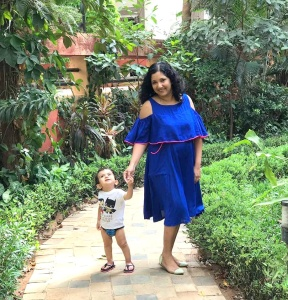 We Are Real Moms Co Host WARM August 2017 Nayantara MommyingBabyT Being Mamma Bear 4