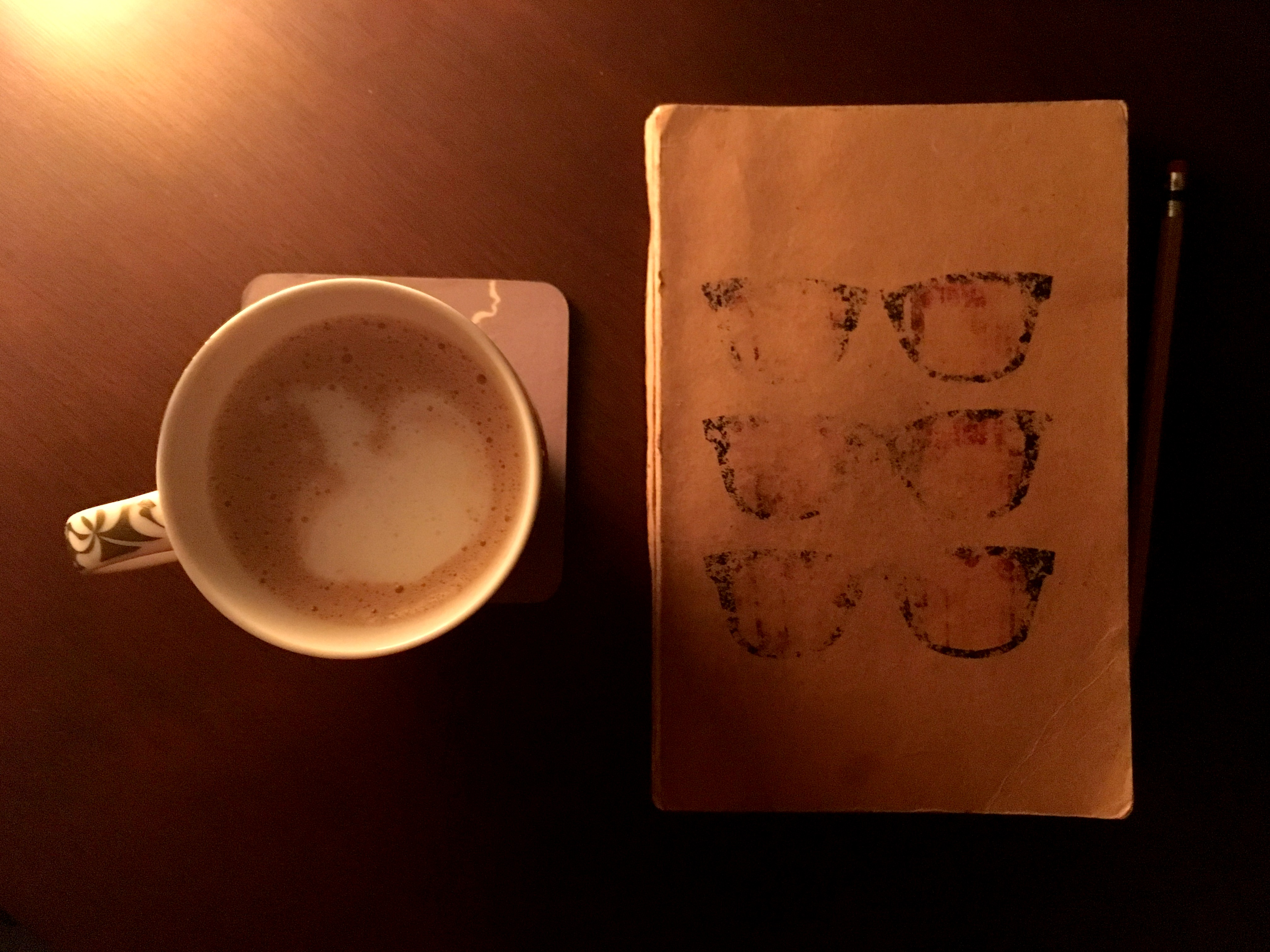 Being Mamm Bear - Homemade Capuccino - of mornings, musings, and mad men 2