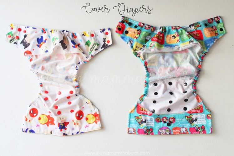 Being Mamma Bear Cloth Diapering for Dummies Getting started with Superbottoms Cover Diapers 1