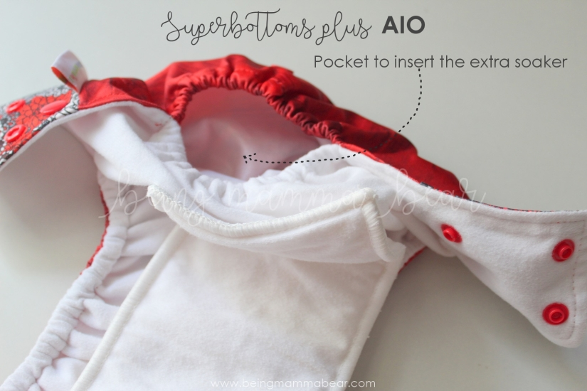 Being Mamma Bear Cloth Diapering for Dummies Getting started with Superbottoms Plus All in One AIO 2
