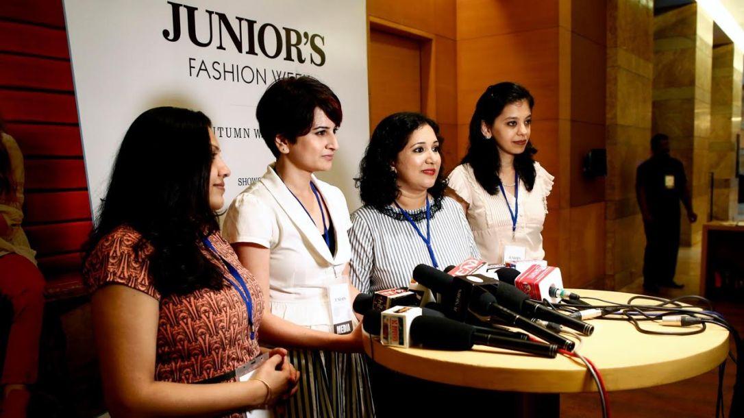 Being Mamma Bear Junior's Fashion Week Mumbai 2017 (2)