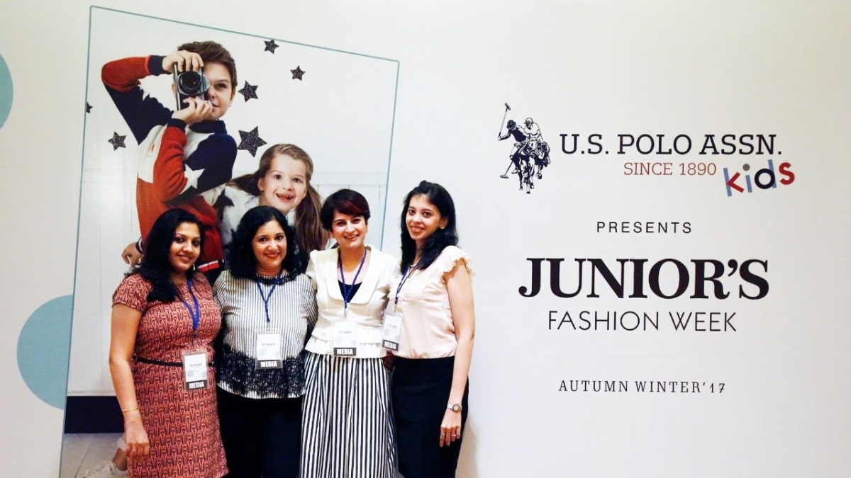 Junior's Fashion Week Mumbai