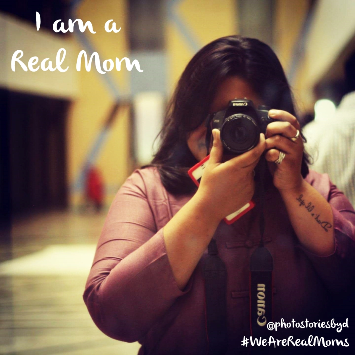 Real Mom | Disha of PhotostoriesbyD