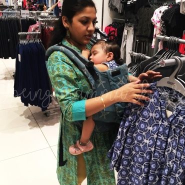 The Week That Was - 2018 Week 4 - Being Mamma Bear 14 Anmol Baby Carriers