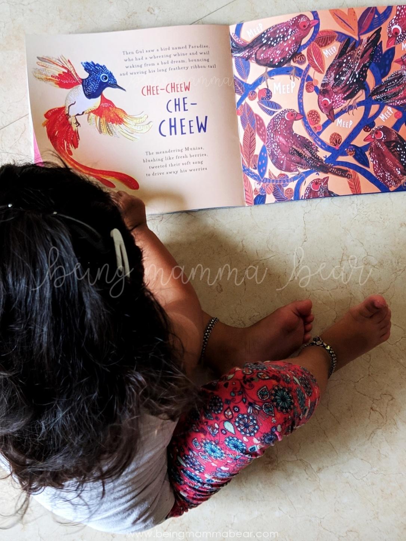 Being Mamma Bear Book Review The Jungle Radio Devangana Dash Puffin Books Penguin Random House - 2