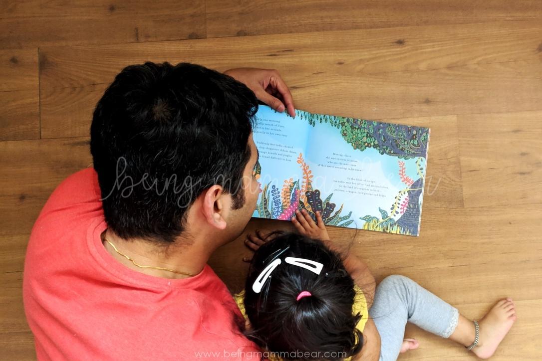 Being Mamma Bear Book Review The Jungle Radio Devangana Dash Puffin Books Penguin Random House - 5